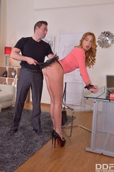 Marilyn Crystal Ricky Mancini Student Spanked into Submission  - 73 pix - 4000 p-p6vr4dbrow.jpg