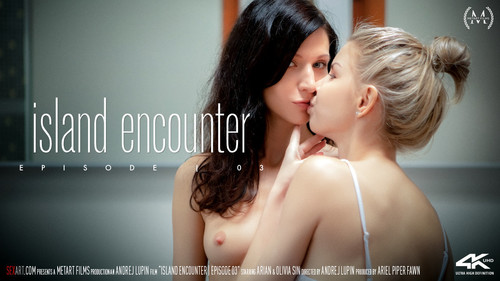 title2:SexArt Arian & Olivia Sin Island Encounter Episode 3 - idols