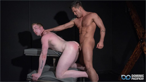 DominicPacifico – Black Box: Dominating Riley (Riley Ward & Dominic Pacifico) Bareback
