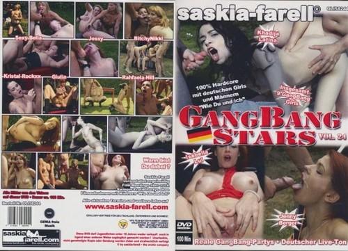Sexy Bella, Jessy, Bitchy Nikki, Kristal Rockxx, Giulia, Rahfaela Hill, Isabella Lui, Jenny Berger, Khadija Latina - Gangbang Stars 24 (2019/HD) SaskiaFarell