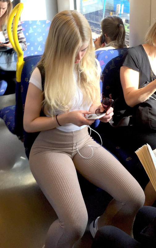 cute blonde girl