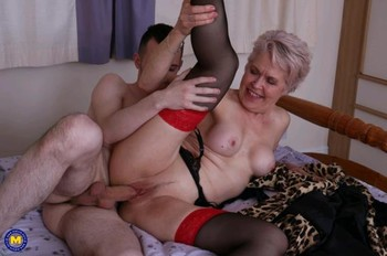 d5adc148d5e Lady Sextasy (64) – British mature slut Lady Sextasy doing her toyboy