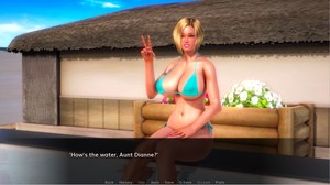 Helping My Aunt Make Her Amateur Porn Debut - [InProgress Full Mini-Game] (Uncen) 2019