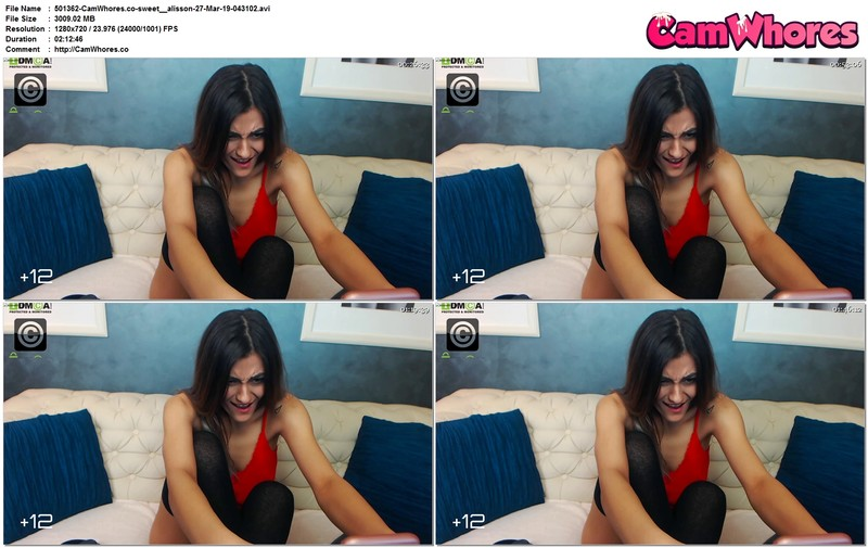 CamWhores sweet__alisson-27-Mar-19-043102 sweet__alisson chaturbate webcam show