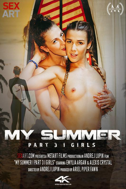 Alexis Crystal Anya Krey Candice Demellza - My Summer Part 3 Girls (2019-04-12)