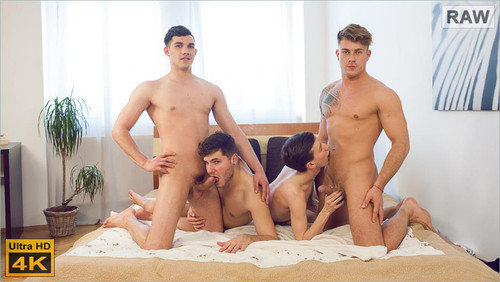 WilliamHiggins – Wank Party #107 & Part 1 Raw