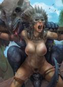 Saatana aka Doomsatan666 - Art Gallery