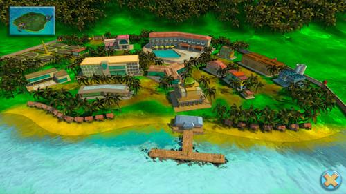Velvet Paradise Games - The Mystery of Bikini Island - Version 0.1