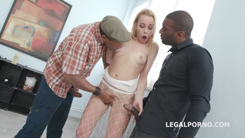 Balls Deep DAP Rebecca Sharon gets it Deep and Hard, with Gapes, Double Anal Crempie and one extra facial GIO713 - Rebecca Sharon, Yves Morgan, Dylan Brown (LegalPorno.com-2018)