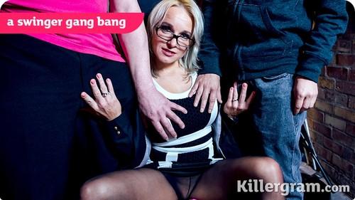 A Swinger Gang Bang - Tara Spades (UKRealitySwingers.com)