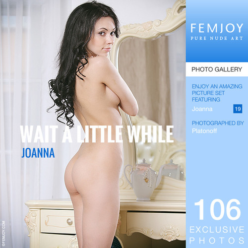 Joanna - Wait A Little while (2019-04-22)