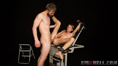 Str8Hell - Ignac & Nikol: High Voltage Bareback