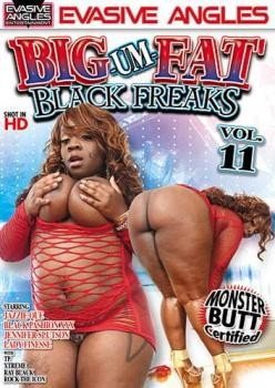 Big Um Fat Black Freaks #11