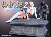 White Nun 2 by CrazyDad3D - Complete