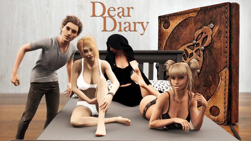Andras Nest - Dear Diary - Version 0.1 + Walkthrought