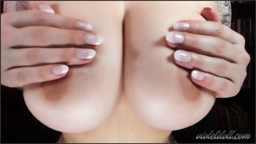 Buy More - Violet Doll  - iwantclips