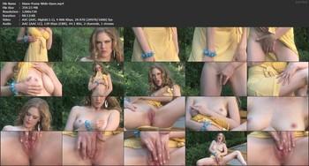 Diane Deluna - Pussy Wide Open