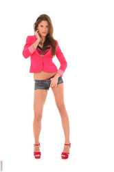Patricia Little Caprice - Sexy Short Shorts