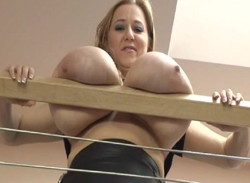 Moms with Giga Boobs