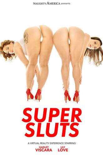 Hadley Viscara, Lily Love - Super Sluts (VR, VR Porn, Virtual Reality, Oculus Rift, Vive)