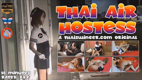 Thaiswinger.com - Thai Air Hostess