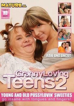Granny Loving Teens #2