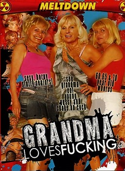 Grandma Loves Fucking