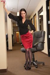Veronica Avluv - Bangin' The Boss     Veronica