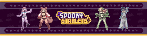 Spooky Starlets Version 0.0.8 by TinyHat Studios