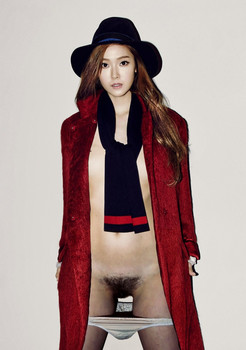 Naked Jessica Jung