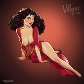 Update porn imageset Villains Pinup by Andrew Tarusov