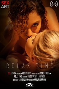 $3x4rt • Melody Petite & Olivia Sin in Relax