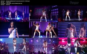 Becky G & Natti Natasha Video Actuación Con Botas Altas, Premios Juventud 2018