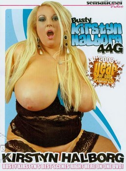 Busty Kirstyn Halborg 44G