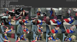 Piper Perri - Supergirl - Defeated and Shamed, HD