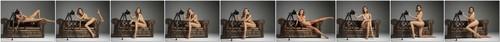 [Hegre-Art] Alya - Nude PhotographerReal Street Angels