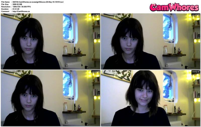 CamWhores sweetgirl94xoxo-25-May-19-151914 sweetgirl94xoxo chaturbate webcam show