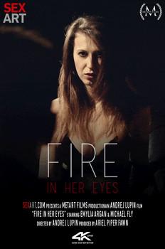 Emylia Argan - Fire In Her Eyes 06/12/19
