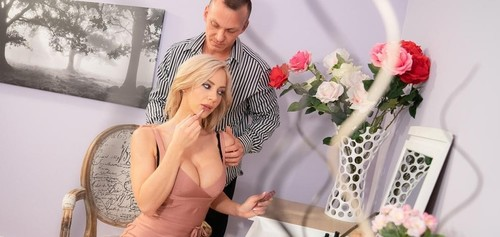 Nathaly Cherie - Slow Romantic Fuck In Stockings [FullHD]