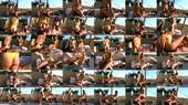 Bikini Butts Own You - Goddess Platinum, Princess Skylar