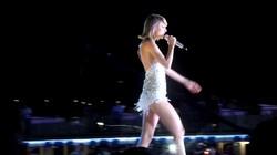 Taylor Swift Video En Su Línea Sexy En Su Actuación En El Rock In Rio USA