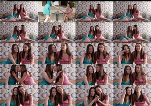 Lovenia Lux & Alyssa Reece - BTS Alyssa Reece & Lovenia Lux On Location 1080p HD