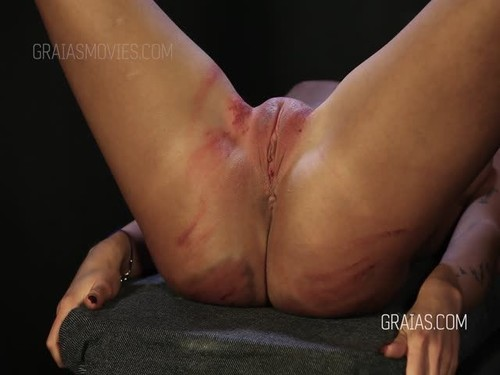 FATIMA BRUTAL - PART 3 - Spanking and Whipping