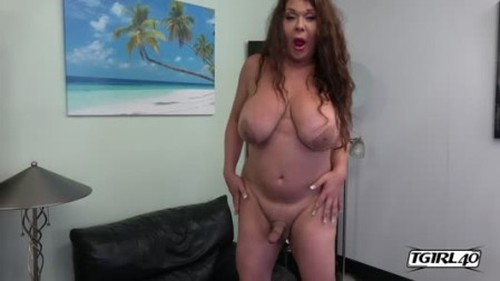 TGirl40 Make Way For Michelle Michaels