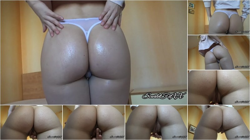 ScarletFitXX - The most Bubbly and Perfect Oiled up Amateur Ass on Pornhub - ScarletFitXX [FullHD 1080P]