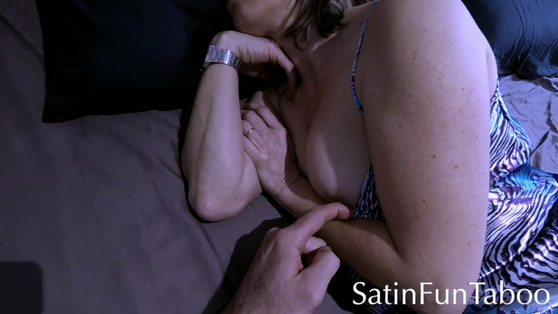 Son Fucks Sexy Step Mom