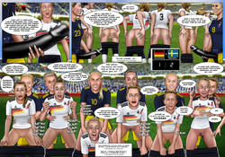 Extro - FIFA World Cup Russia 2018 - Soccer Hentai - Women's World Cup France 2019 [Ongoing]