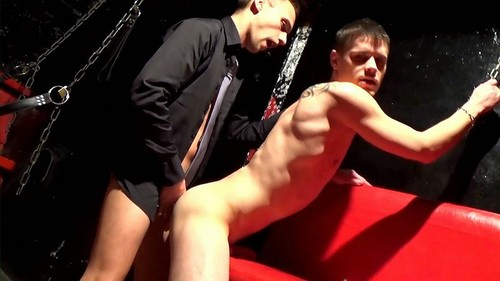 FrenchDudes - Good Fuck in Tie Suit (Jimmy James & Matt Next) (Aug 11)