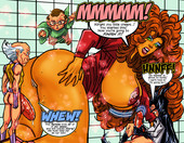 SuperPoser - Smokin' In The Boys Room (Teen Titans) Ongoing