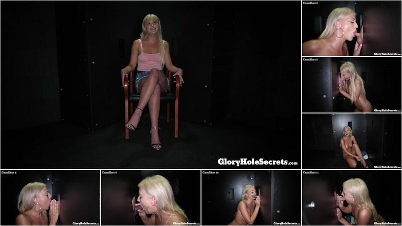 Serena Avery First Glory Hole [FullHD 1080P]